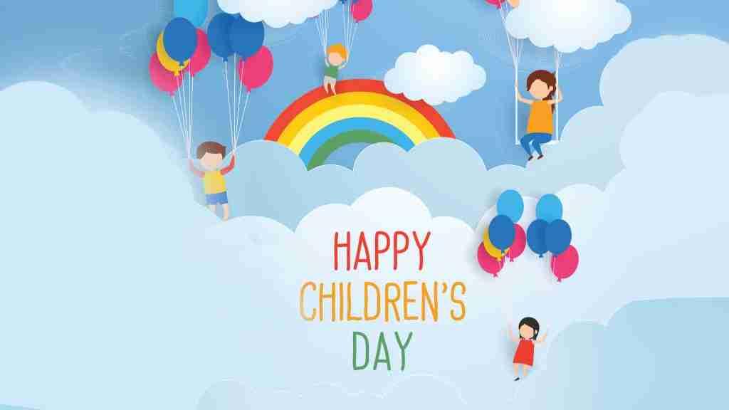 Children's Day with kids