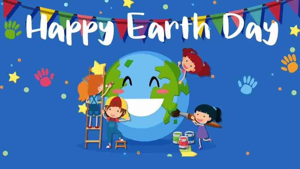 Earth Day Worksheet For Kids