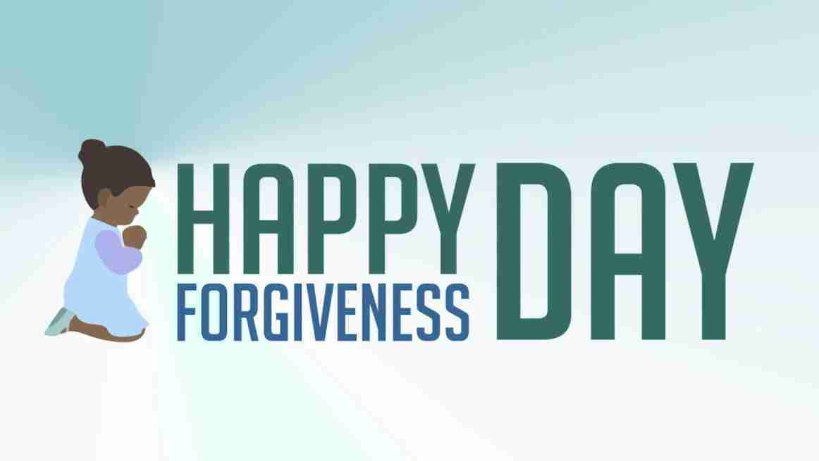 Forgiveness Day with kids