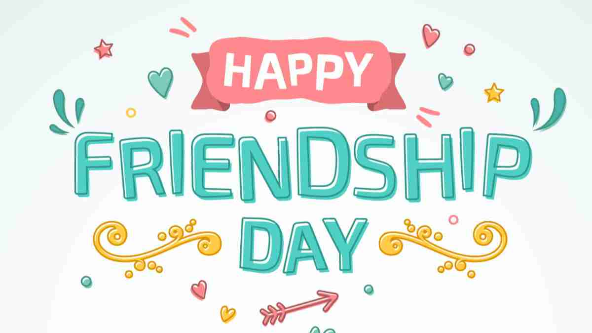 Friendship's Day with kids
