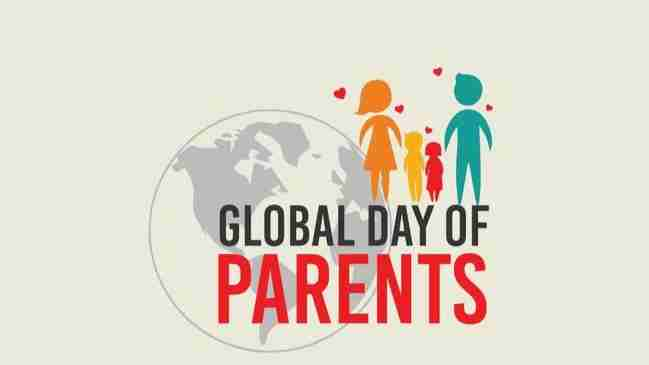 Global Day of Parents with kids