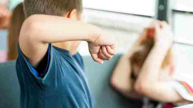 Dealing with Violent Behaviour among Children
