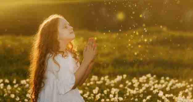 Nurturing your child's Spirituality