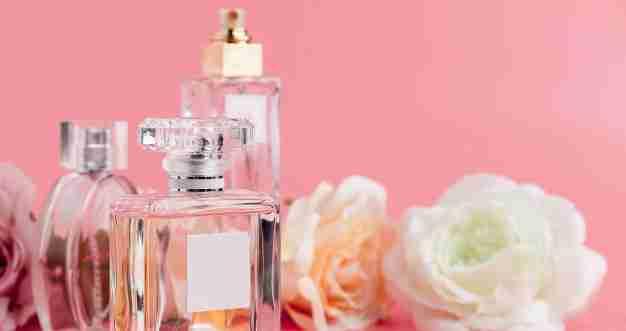 Perfume allergy