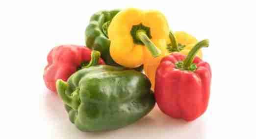 Capsicum/Bell Pepper Amazing Facts