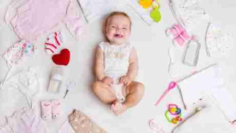 Guidelines to choose clothes for babies