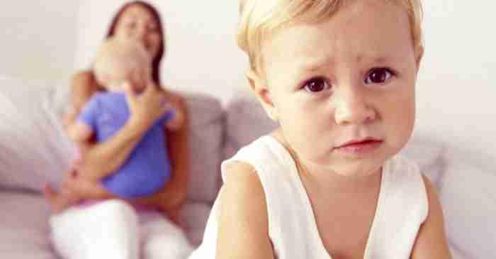 Managing sibling insecurity