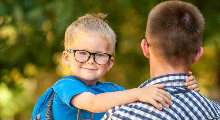 Co-parenting your child