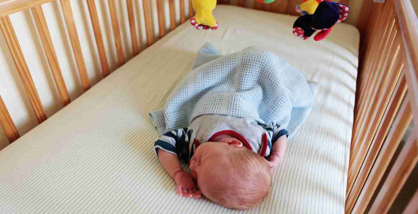 Breaking the cradle sleep habit