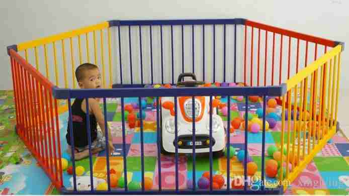 Selecting a playpen for your baby