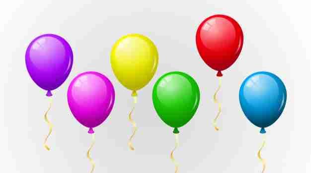 Balloon Name Pops