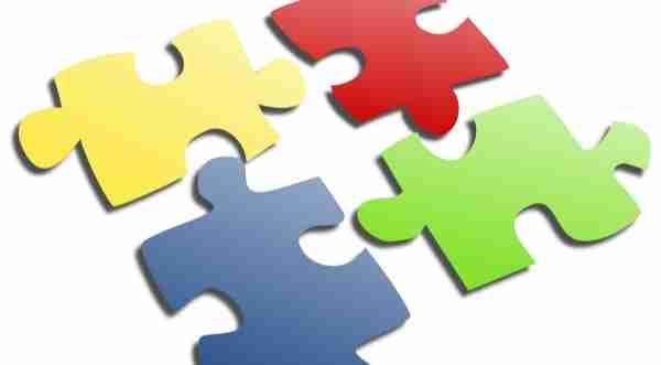 Puzzle Piece Hunt