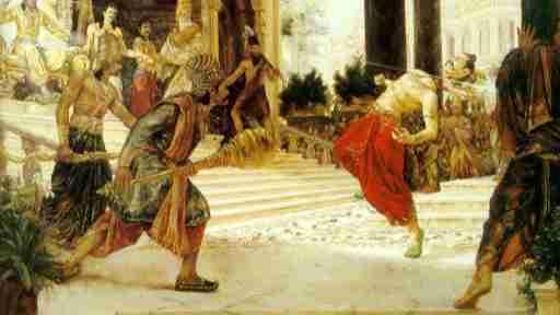 Lord Damodar and Sishupala's deliverance