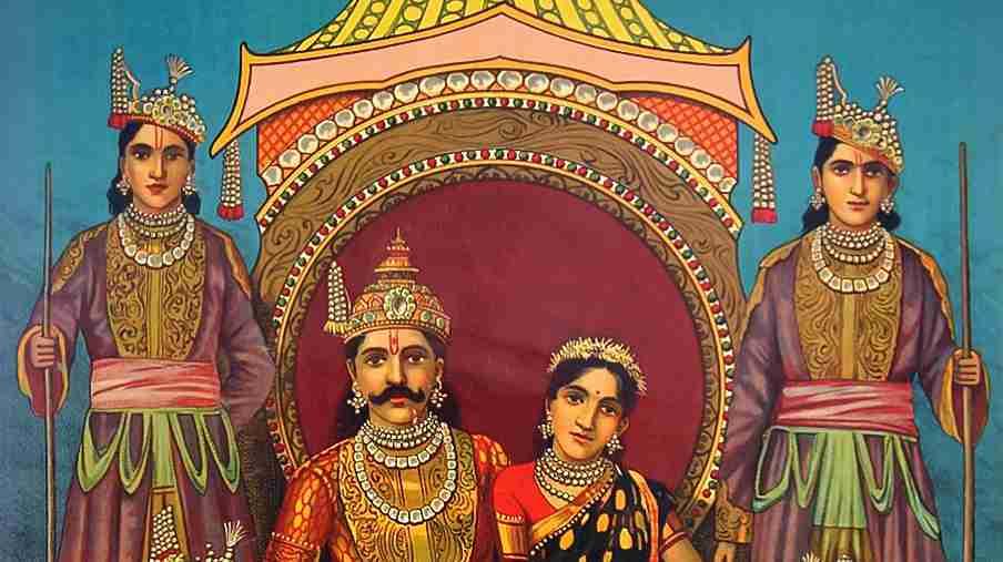 Yudhisthira, the son of Dharma