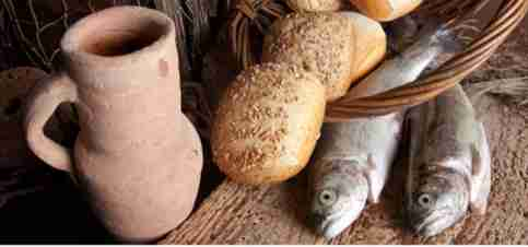 Five Loaves And Two Fish