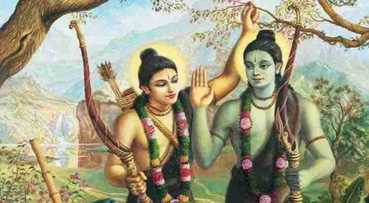 Laxman's Wish to be an Elder Brother