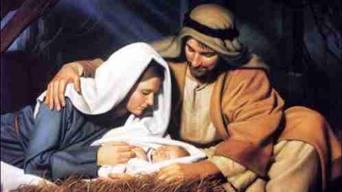 The Christ is Born