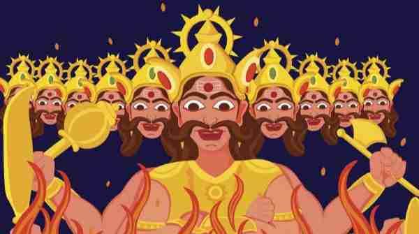 The Story Behind Ravana's 10 Heads