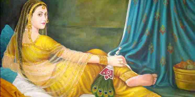 The Story of Lord Ramaís Sister Shanta