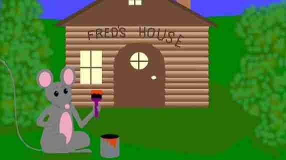 A Mouse named FRED