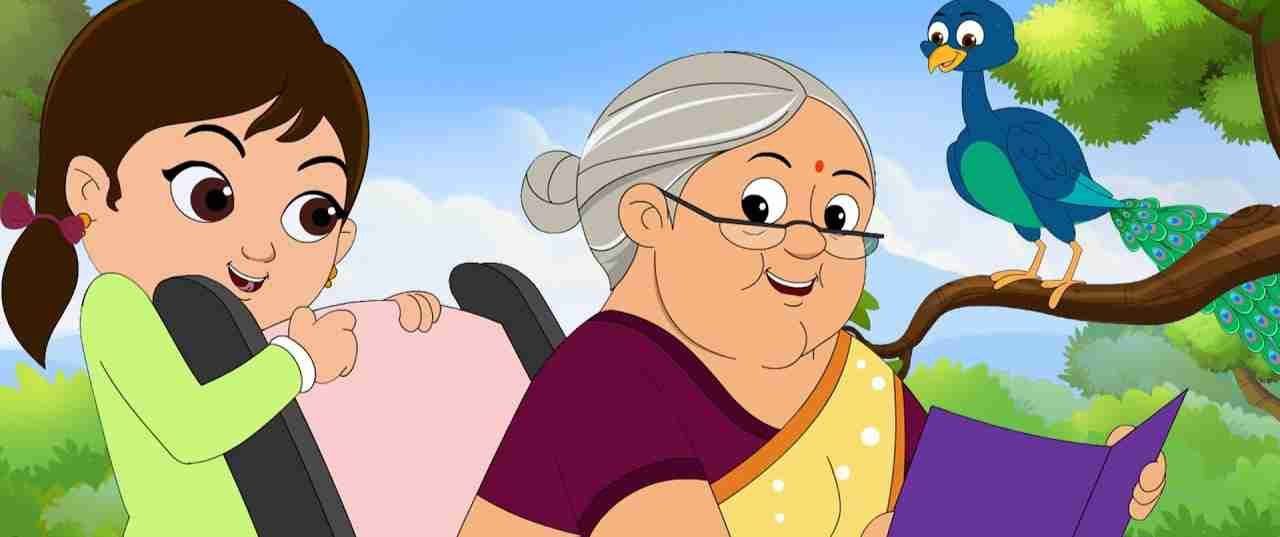 नानी तेरी मोरनी को मोर ले गये