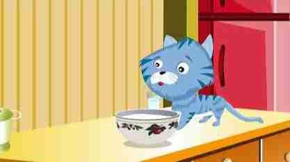 बिल्ली मौसी बड़ी सयानी