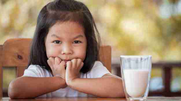What to do if child does not drink milk?