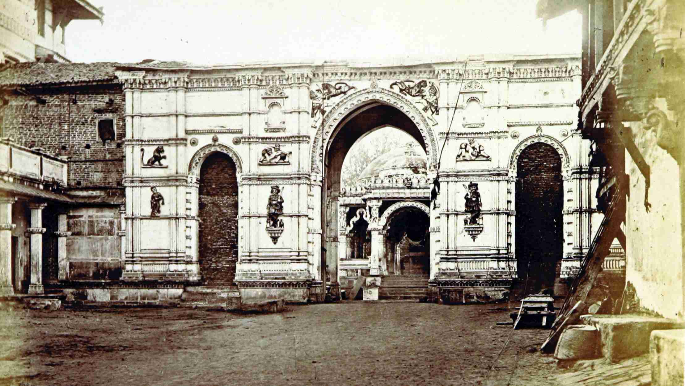 The story behind Ahmedabad City