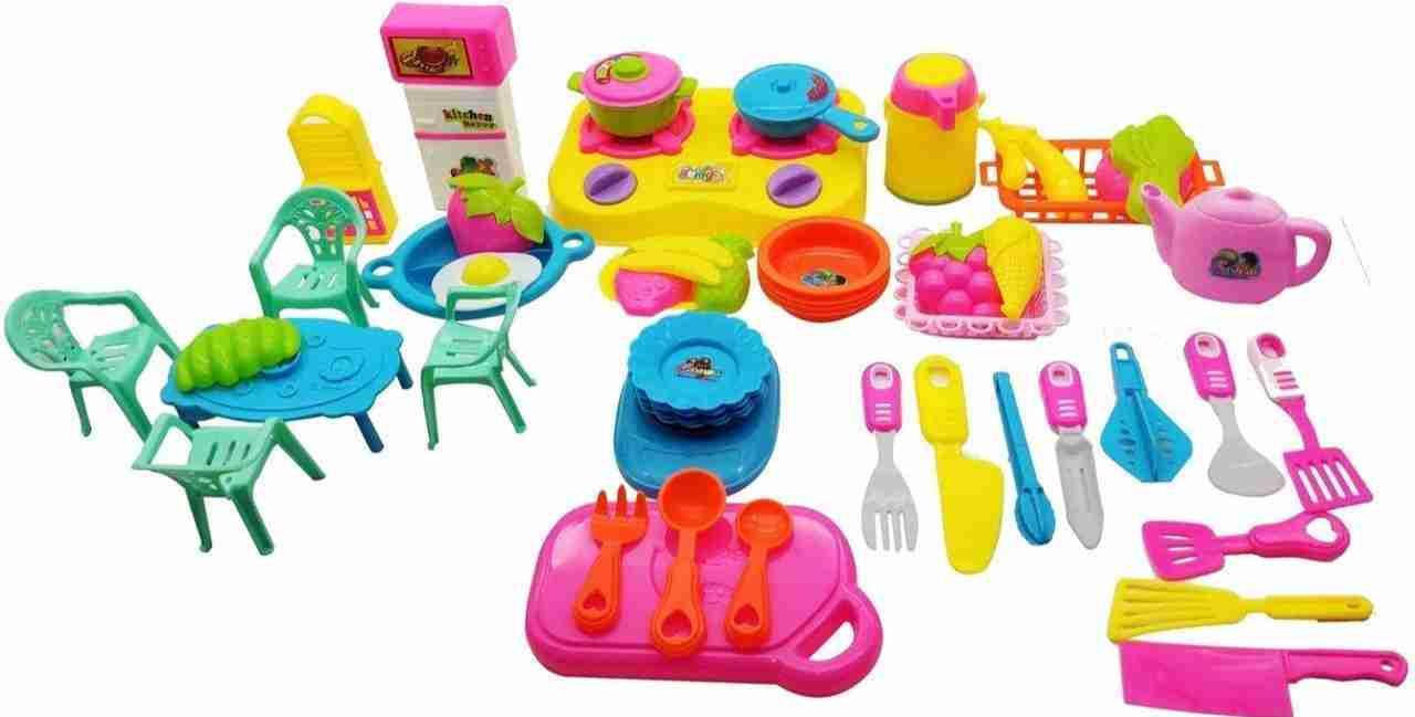 Kitchen Toy Set