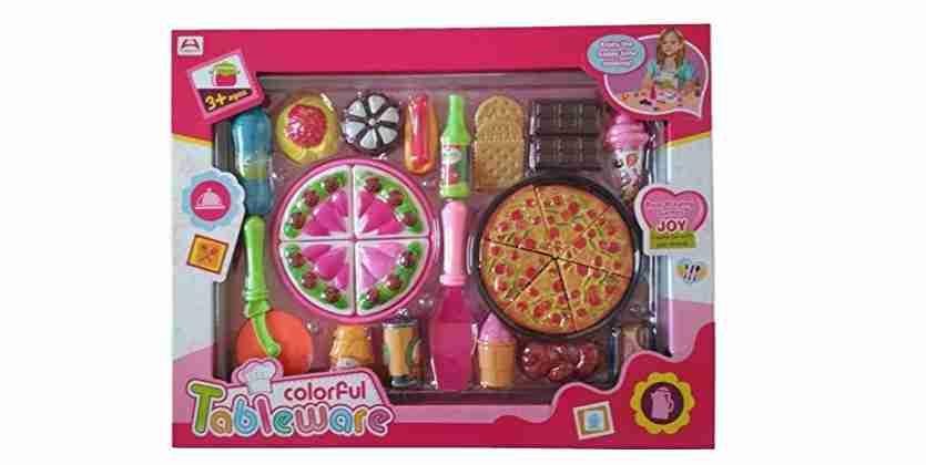 Fast Food Toy Set