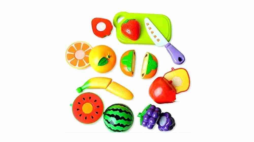 Fruits Cutting Toys Set