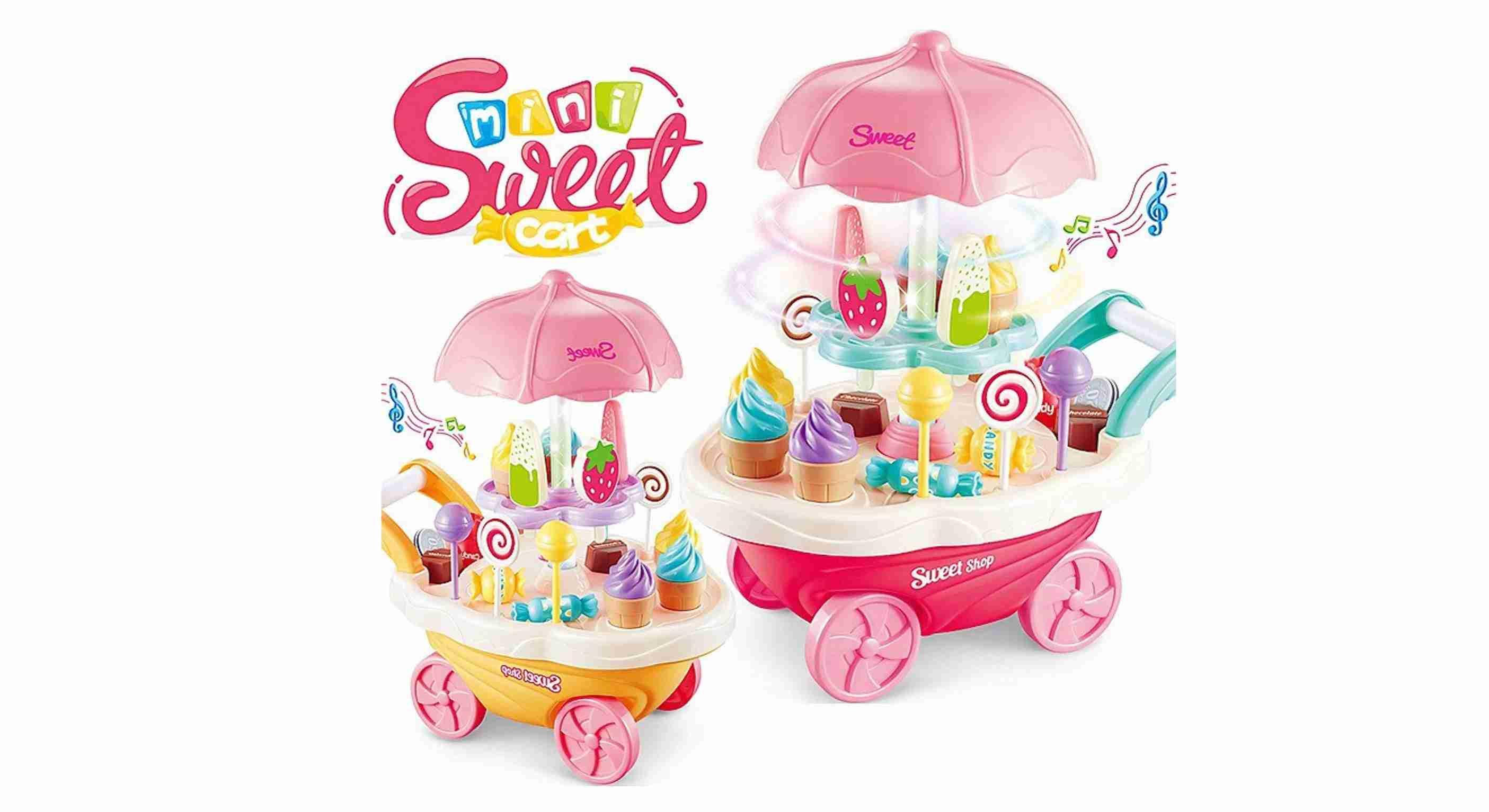 Ice Cream Toys Play set