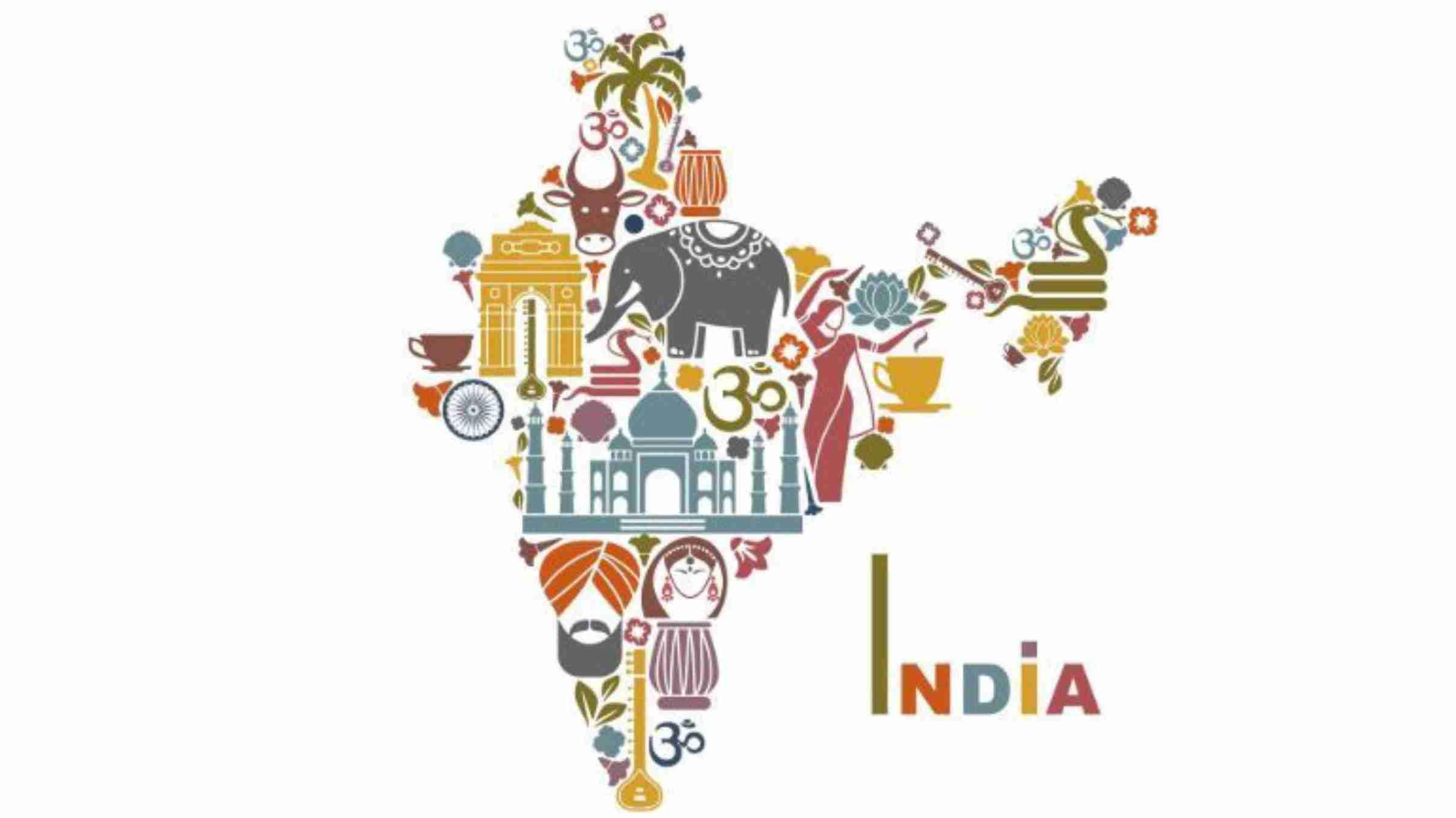 India theme kids activity printable worksheets