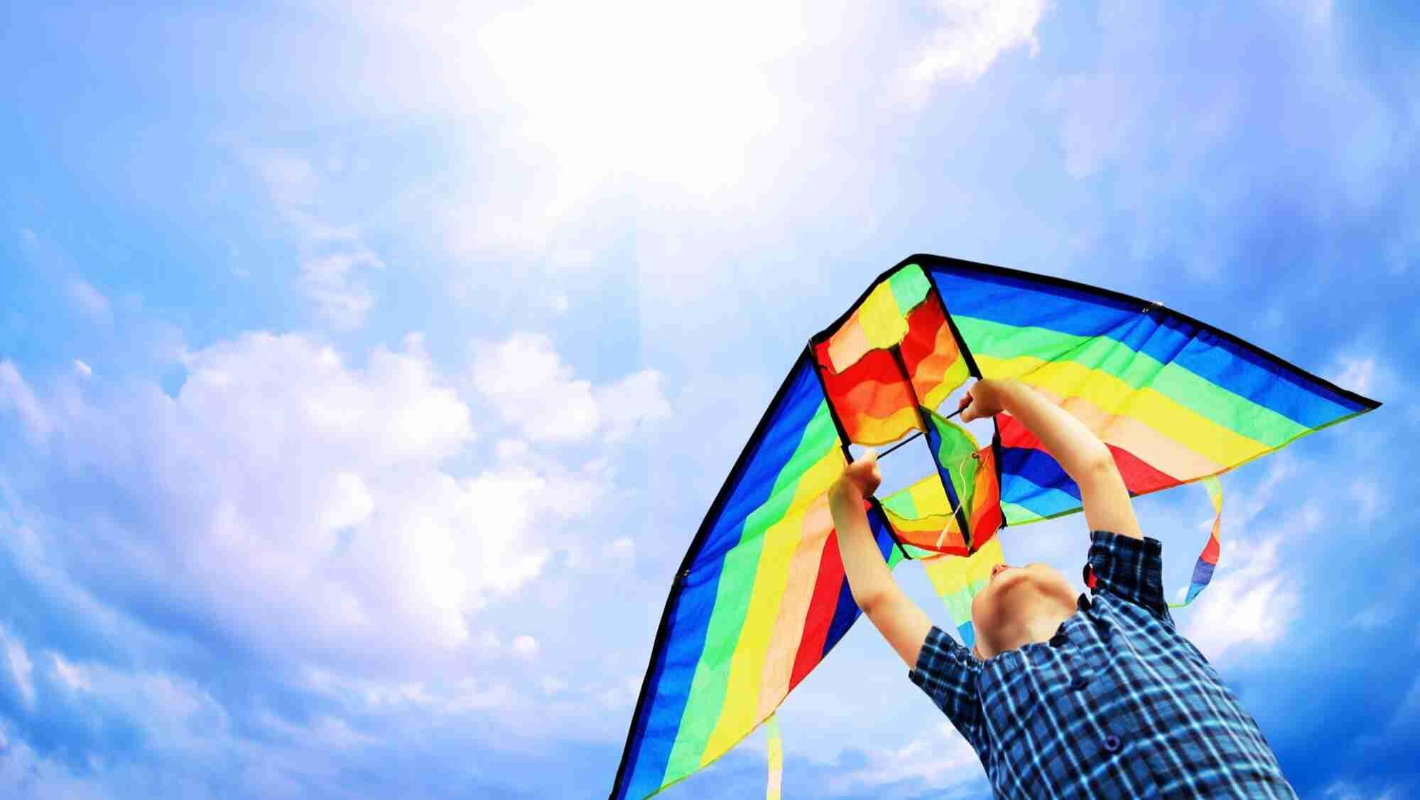 Kite Festival Day Worksheet For Kids