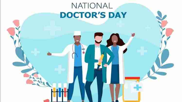 National Doctors Day with kids