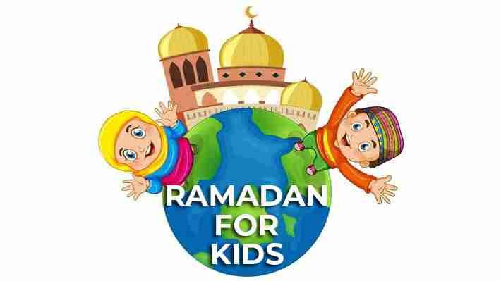 Ramadan Worksheet For Kids