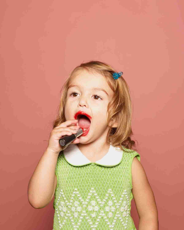 lipstick for my child