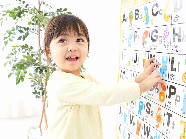 teaching alphabet to my child