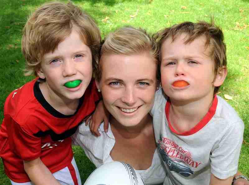 protecting teeth in sports