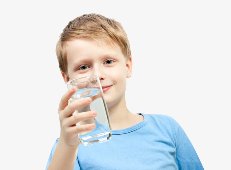 RO water for child