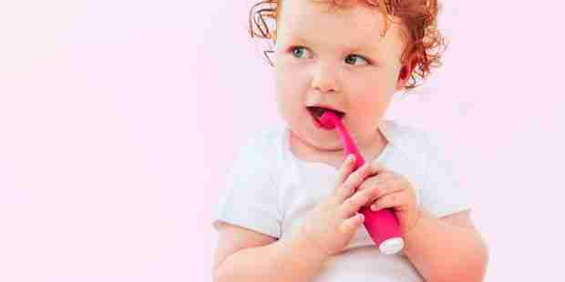electronic tooth brush for kids
