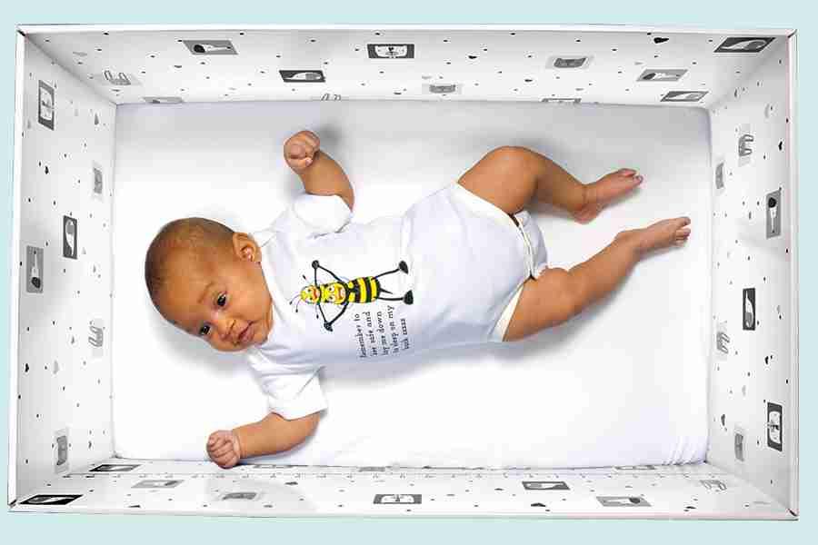 baby box for sleeping
