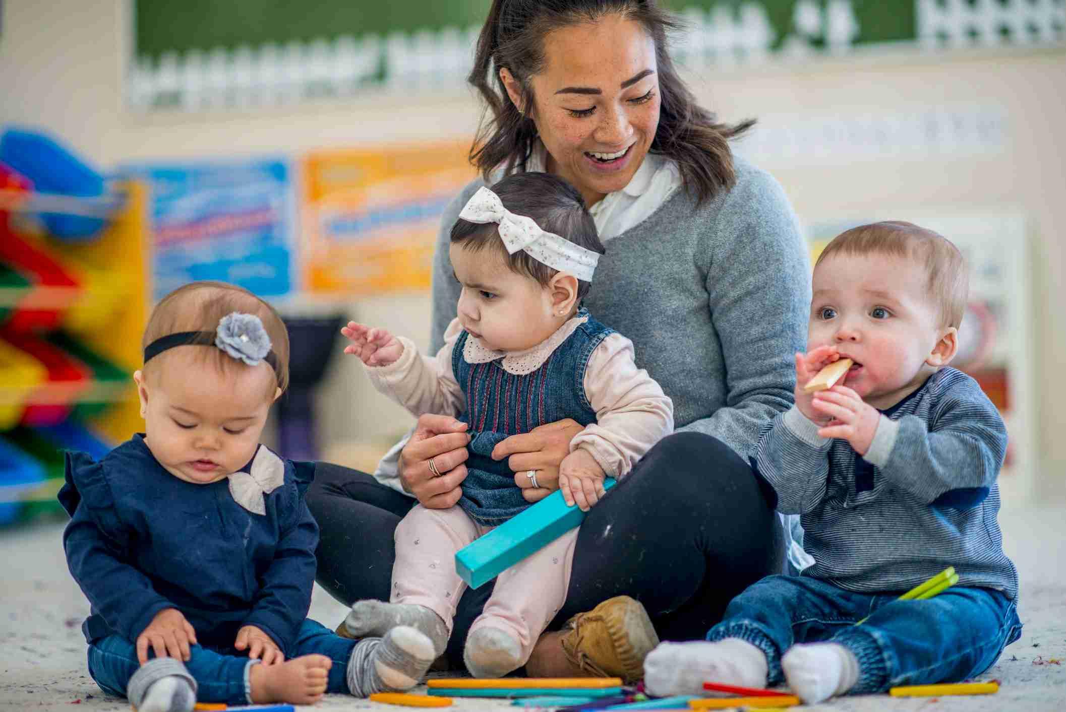 mother toddler program for children