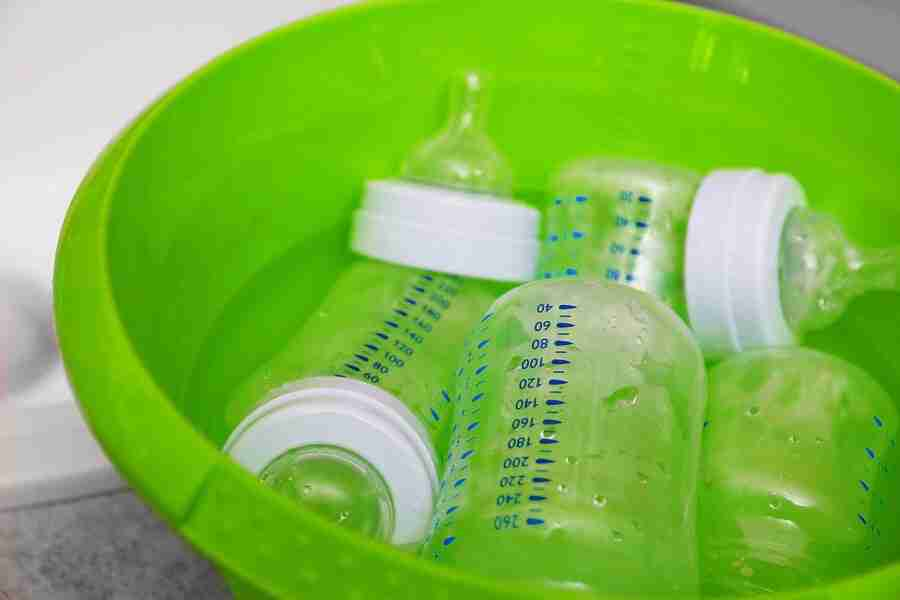 Should i sterilise bottles and pacifiers?