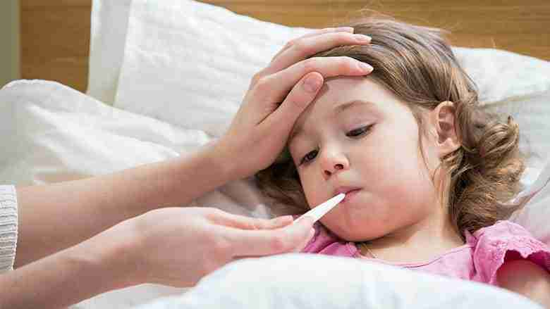 child gets fever again and again