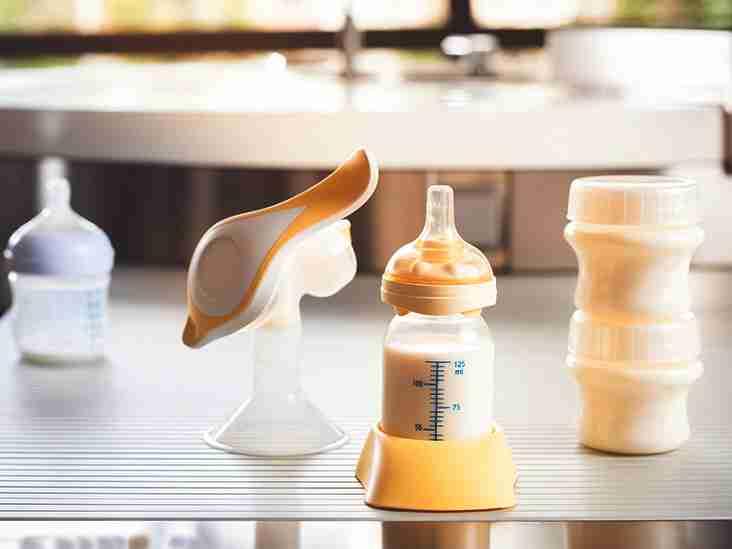 Producing more breast milk