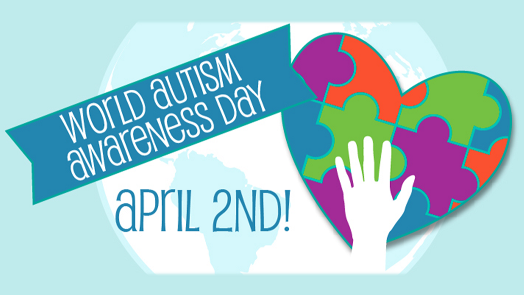 World Autism Awareness Day with kids