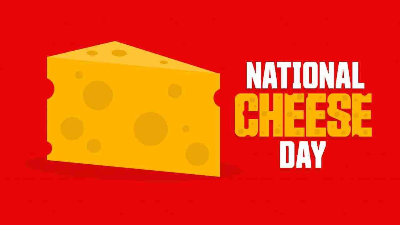 World Cheese Day with kids