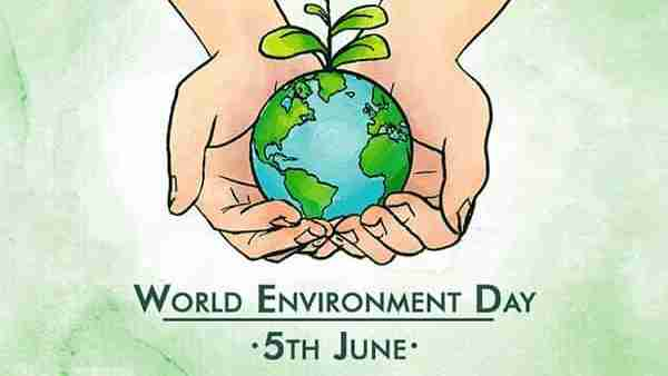 World Environment Day Theme Worksheet For Kids