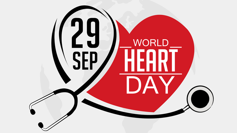 World Heart Day with kids